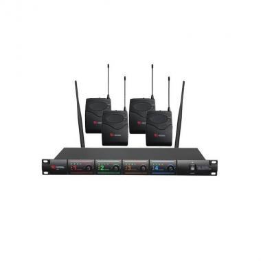 Радиосистема Volta US-4H (725.80/622.665/520.10/490.21)