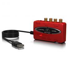 USB аудиоинтерфейс Behringer UCA222