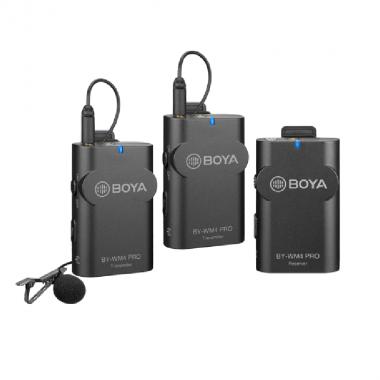 Двухканальный беспроводной микрофон Boya BY-WM4 Pro-K2
