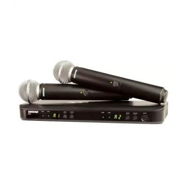 2-х канальная радиосистема Shure BLX288E/SM58 M17