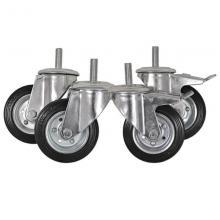 Колёсные опоры для рэка 8U-33U ImLight 06085
