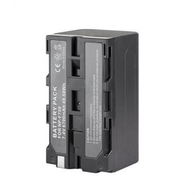 Аккумулятор литий-ионный GreenBean NP-F750