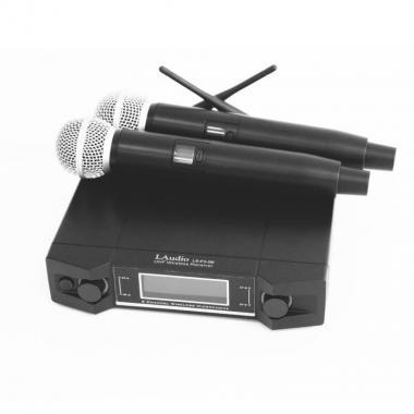 Двухканальная радиосистема LAudio LS-P3-2M
