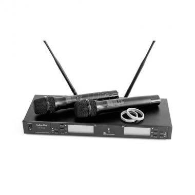 Двухканальная радиосистема LAudio LS-Q5-2M