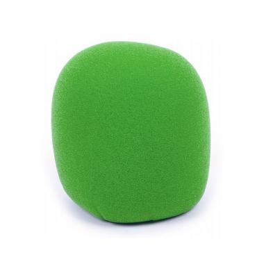 Ветрозащита ProAudio WS-10 GN, зеленый