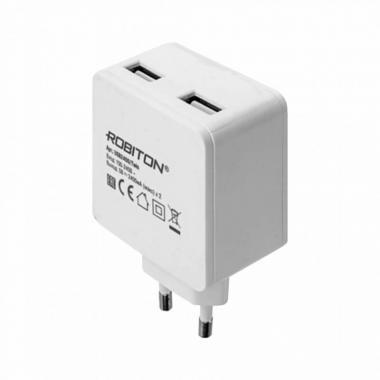 Адаптер питания Robiton USB2400/TWIN