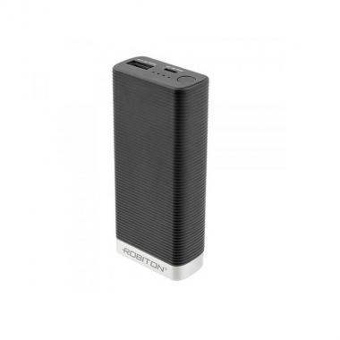 Внешний аккумулятор 5200 mAh Robiton POWER BANK Li5.2-K