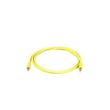 Кабель jack 3.5 mono SZ-Audio Cable 30 cm Yellow