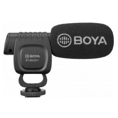 Компактный направленный микрофон Boya BY-BM3011