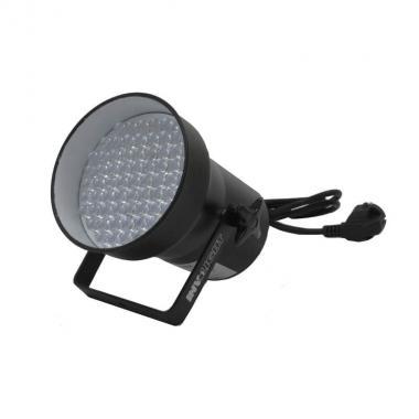 Светодиодный RGB прожектор Involight LEDPAR36/BK