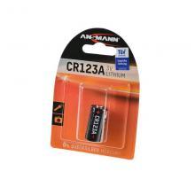 Элемент питания CR123A Ansmann 5020012, 1 шт