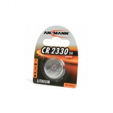 Элемент питания CR2330 Ansmann 1516-0009, 1 шт
