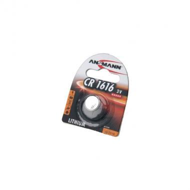 Элемент питания CR1616 Ansmann 5020132, 1 шт