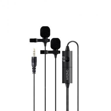 Двойной петличный микрофон Maono AU-200