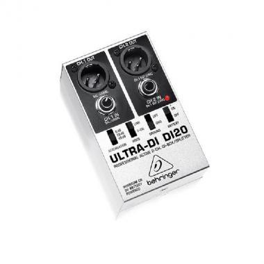 2-х канальный DI-box Behringer DI20