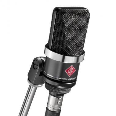 Студийный микрофон Neumann TLM 102 bk