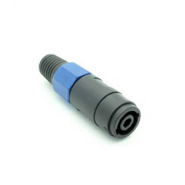 Разъем 4P Speakon(f) кабельный Force CFB-007