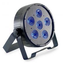 Плоский RGBWA/UV прожектор Stagg SLI-ECOPAR6-2