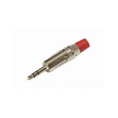 Разъем Jack 3.5 TRS(m) кабельный Invotone J60S