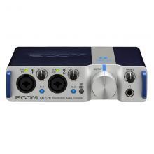 Двухканальный аудиоинтерфейс Zoom TAC-2R
