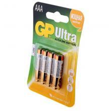 Батарейка AAA GP GP24AU-2CR4, 4 шт