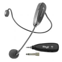 Цифровая головная радиосистема Stagg SUW 12H-BK
