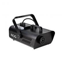 генератор дыма, 1000Вт, кабель ДУ-X1, беспроводной пульт ДУ Involight FOG1200