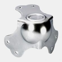 Угол стальной для рэка 64 мм Adam Hall 4102