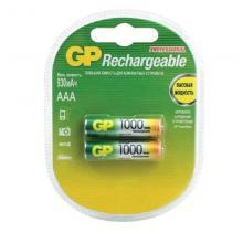 Аккумулятор ААА GP 100AAAHC-2CR2, 2 шт